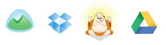 Basecamp, Dropbox, Zendesk, Google Drive